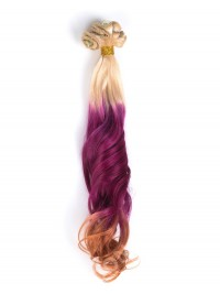 Mermaid Bunte Indisch Remy Clip In Hair Extensions CD003